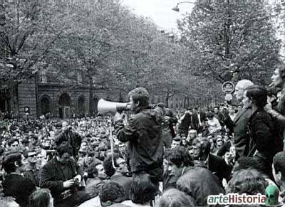 París. Mayo de 1968