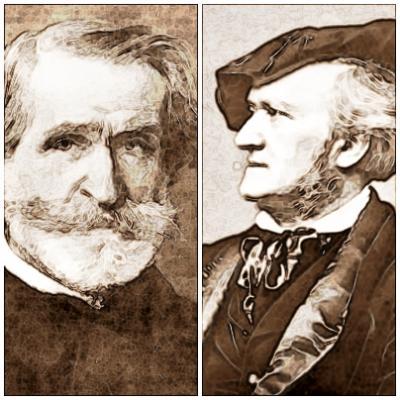 Wagner y Verdi: dos opciones estéticas del siglo XIX