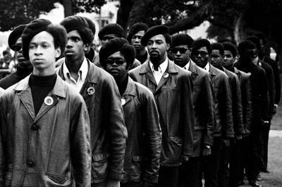 Los Black Panthers y el combate afroamericano